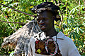 Luo tribe man