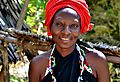 Mijikenda woman