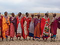 Masaai Ladies