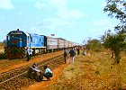 Nairobi to Mombasa travel by train